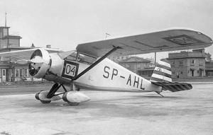 Самолёт RWD-6.