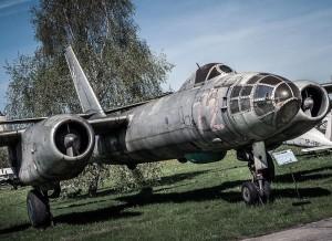 Штурмовик Ил – 28Ш.
