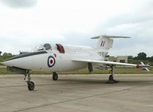 Истребитель-перехватчик  SR.53