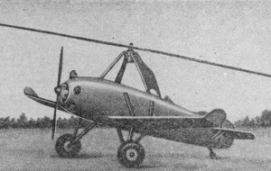 Автожир ЦАГИ А-6